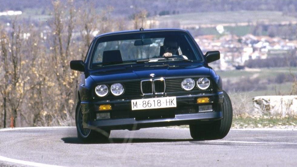 Coches para el recuerdo: BMW M3 (1985)