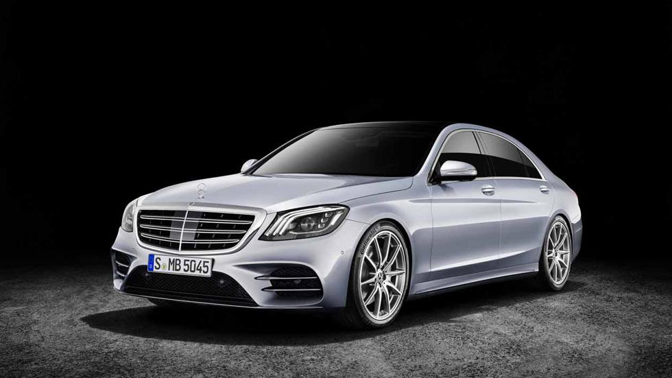 Nuevo Mercedes Clase S: el coche con toda la tecnología