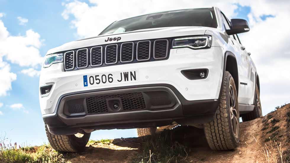 Jeep Grand Cherokee 2017: a prueba un SUV con fuerte carácter 4x4