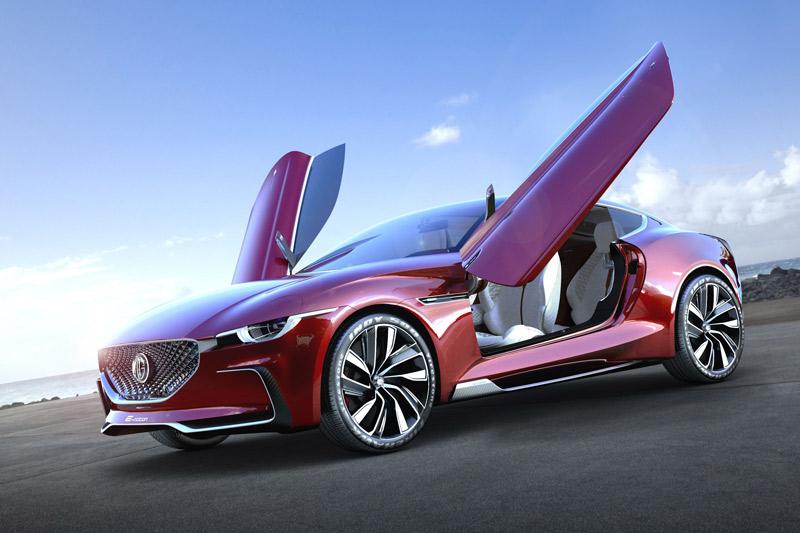 La firma china SAIC lanzará la marca MG en Europa en 2019