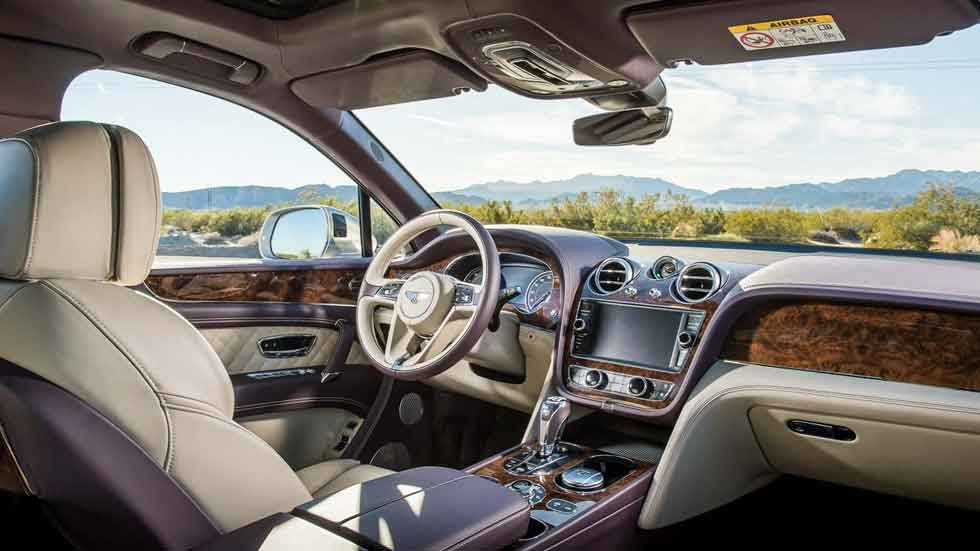 Los 10 mejores interiores de coches del mundo