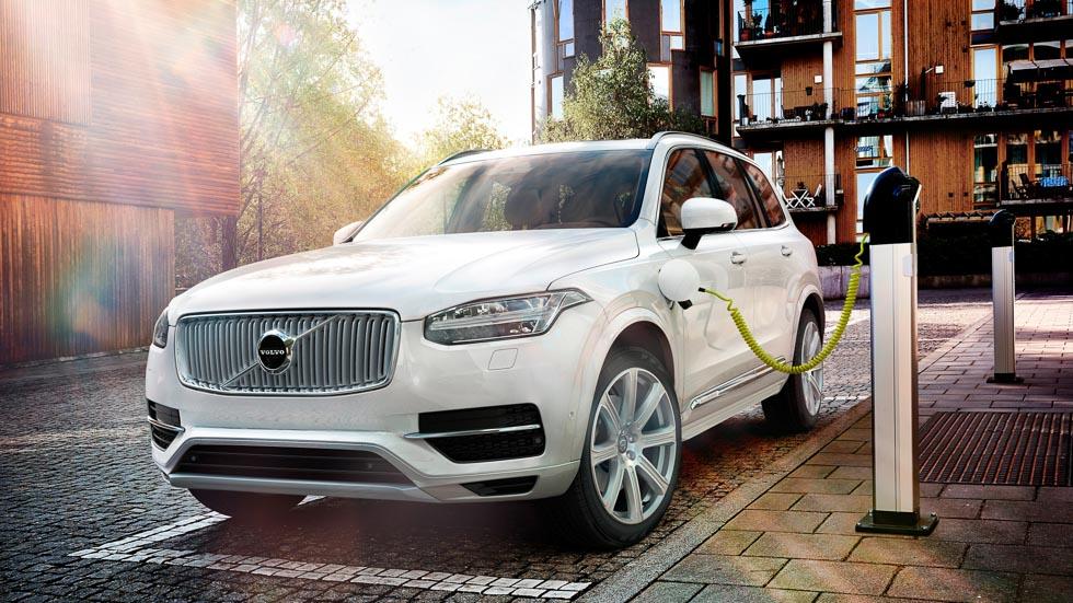 Volvo podría lanzar una Serie 20 y su primer eléctrico llegará en 2019