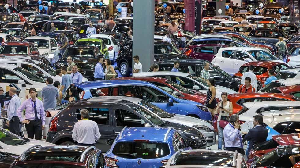 ¿Cuántos coches usados se venden en España?