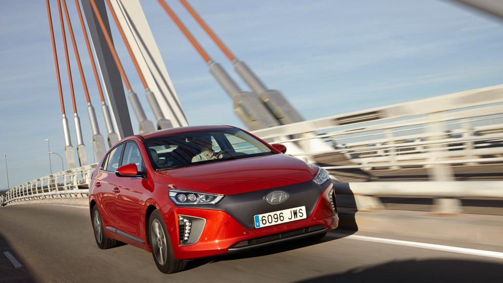 Hyundai Ioniq Eléctrico: precios y equipamiento definitivos