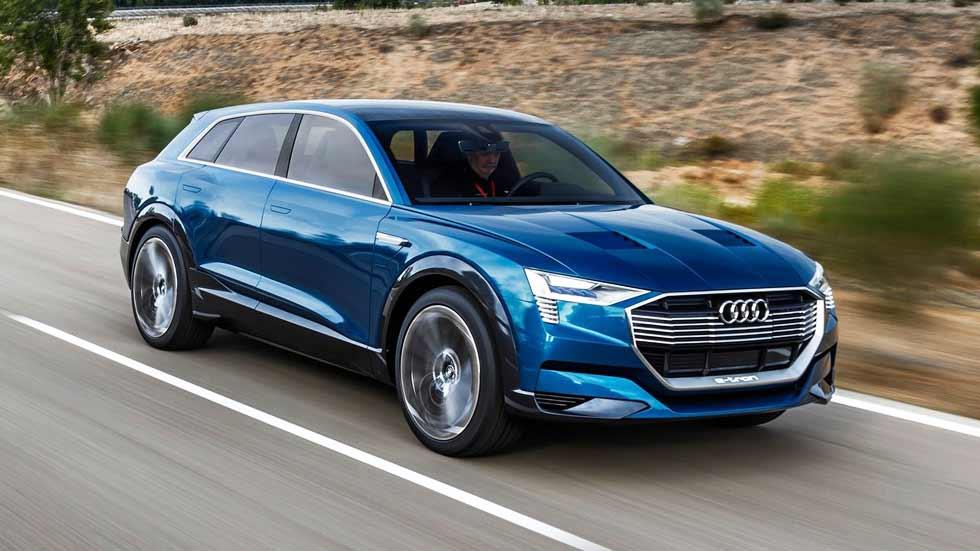 Audi E-tron Quattro 2018: el nuevo SUV eléctrico, ya a la venta