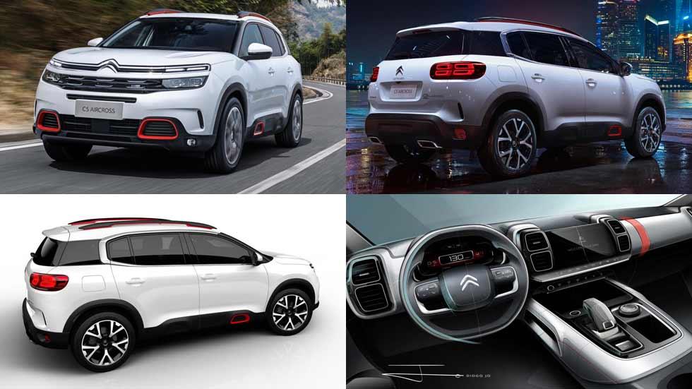Revista Autopista 3005: Citroën C5 Aircross, todos los secretos del nuevo SUV