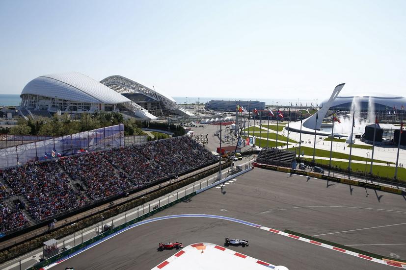 GP de Rusia de F1: los números del Gran Premio y del circuito de Sochi