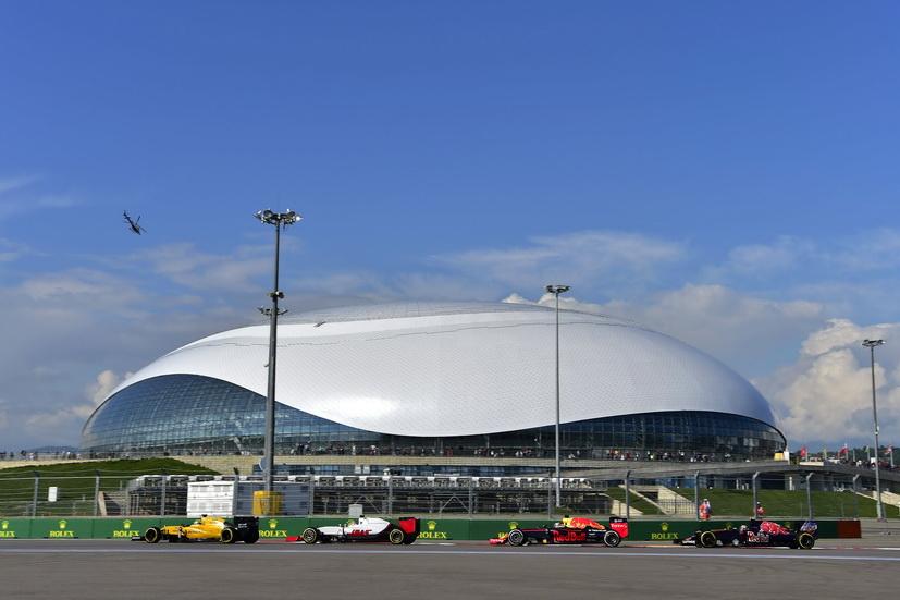 GP de Rusia de F1: horarios de los entrenamientos y de la carrera