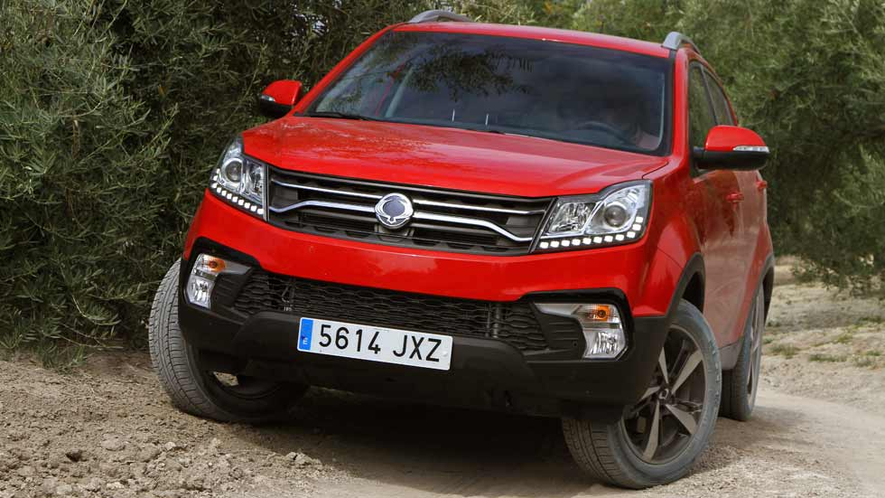 Ssangyong renueva su gama SUV: Korando, Tivoli y XLV