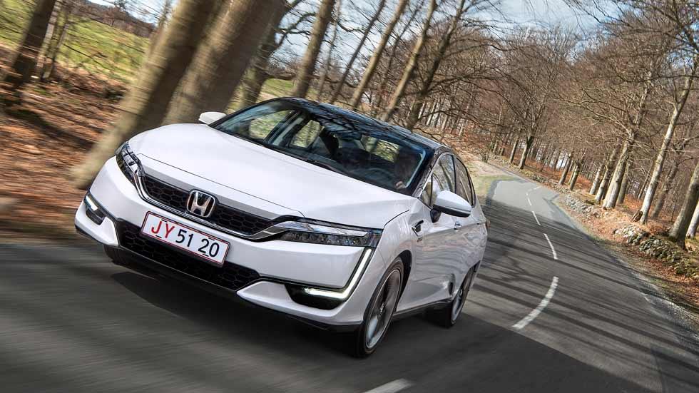 Honda Clarity Fuel Cell de hidrógeno: conducimos el futuro