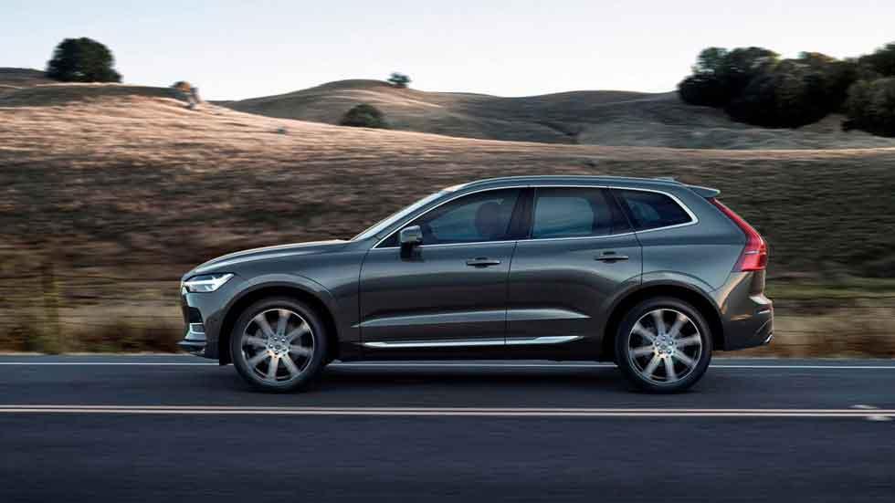 Volvo XC60: el nuevo SUV ya entra a producción
