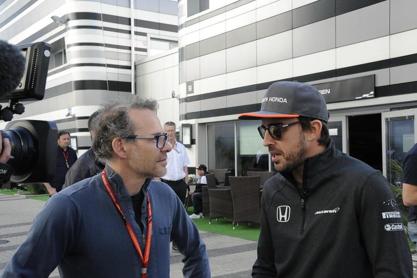 Alonso quiere hablar con Villeneuve sobre las 500 Millas de Indianápolis
