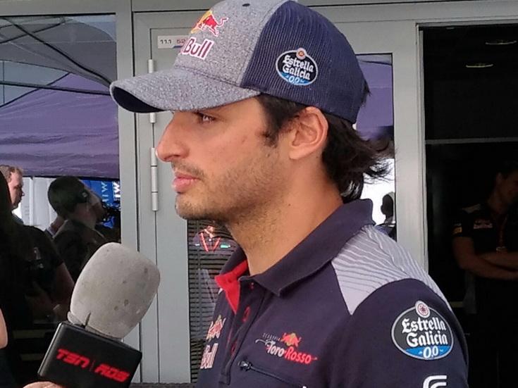 GP de Rusia de F1: Sainz retrocederá 3 posiciones en la parrilla