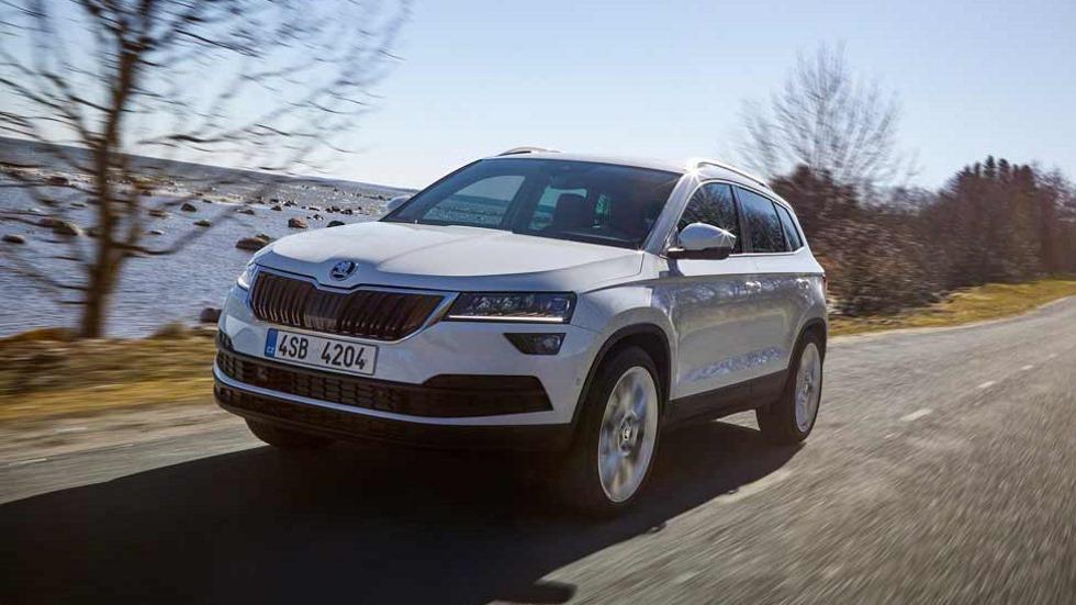 Skoda Karoq: ¡probamos el nuevo SUV clon del Seat Ateca!