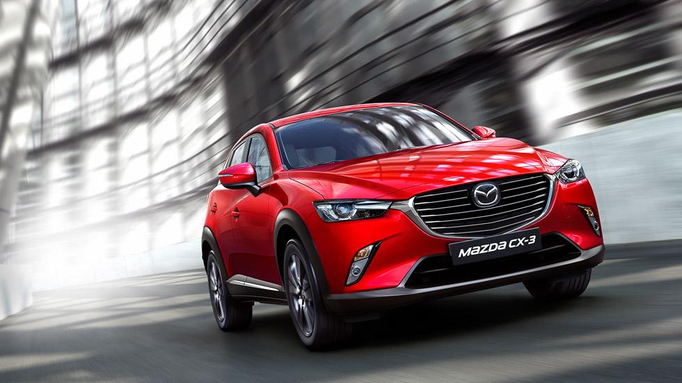 Mazda CX-3 Senses Edition: un SUV aún más atractivo