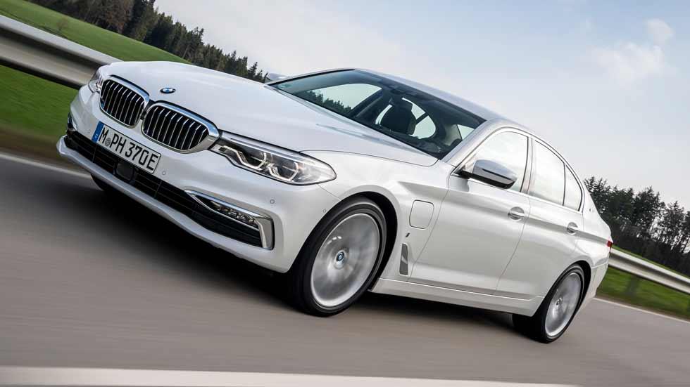 BMW M550i xDrive y 530e iPerformance: probamos los Serie 5 más nuevos