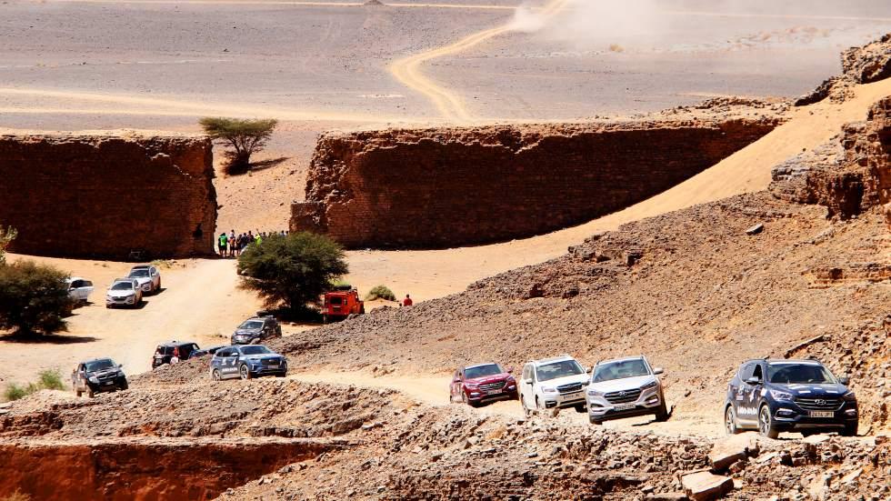 El Desierto de los Niños 2017: aventura solidaria en Marruecos (fotos)