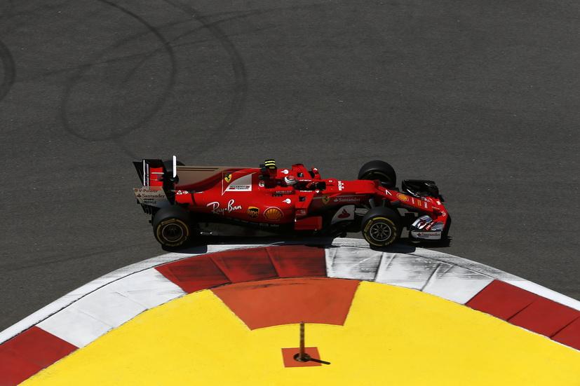 GP de Rusia de F1: Raikkonen se impuso en los primeros entrenamientos