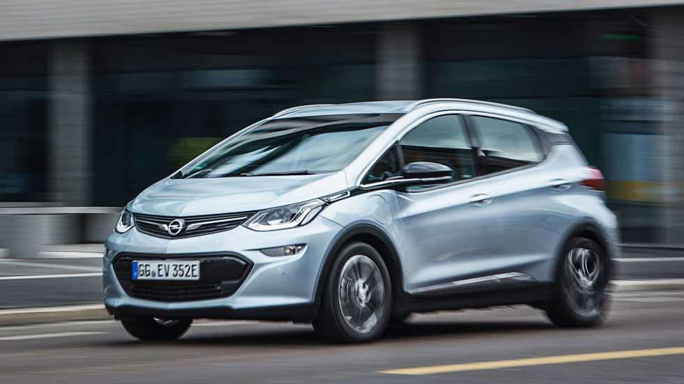Opel Ampera-e: conducimos un eléctrico de capricho
