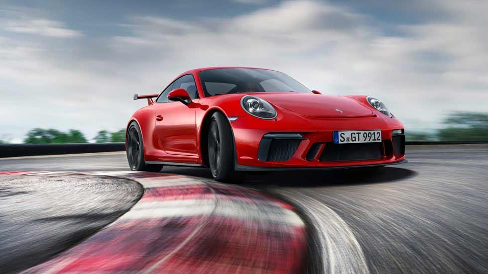 Porsche 911 GT3: la bestia deportiva, ahora con 500 CV