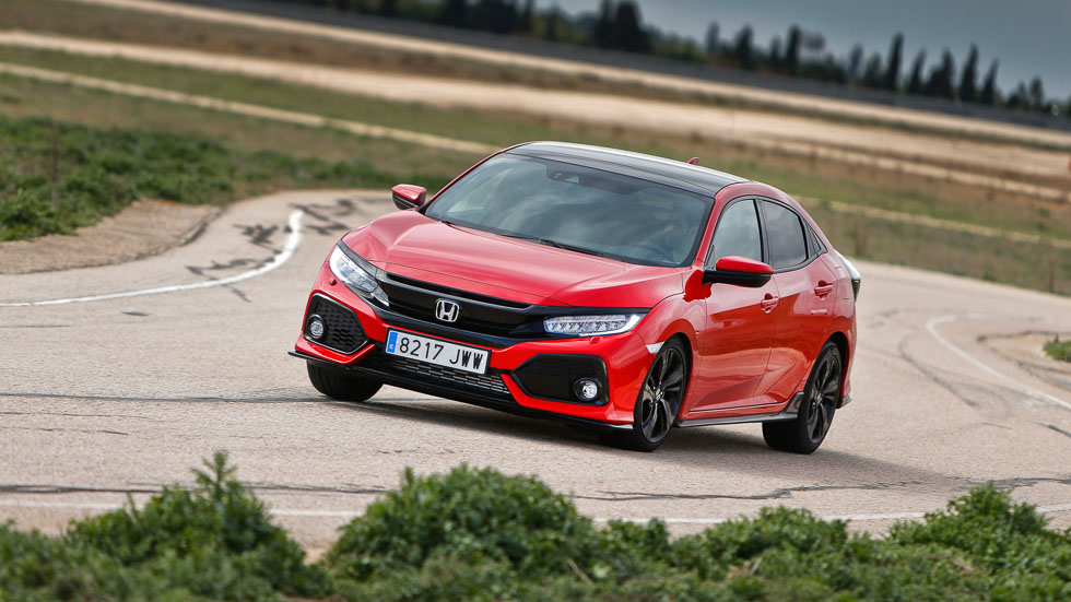 Honda Civic 1.5 VTEC Turbo: superprueba con todas las mediciones