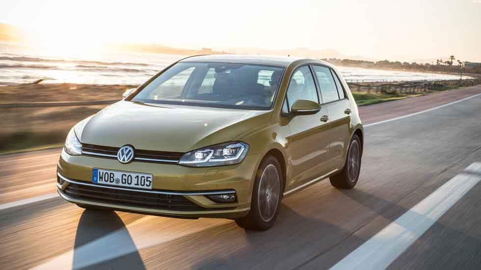 El VW Golf 1.5 TSi con desconexión de cilindros, ya a la venta (precio)