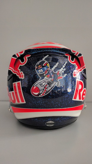 GP de Rusia de F1: Kvyat estrena diseño de casco