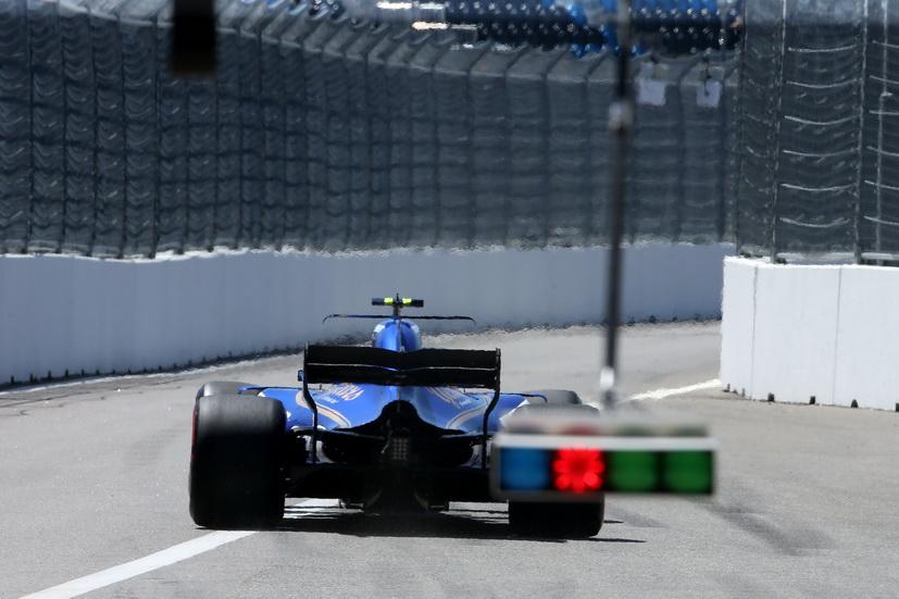 GP de Rusia de F1: Complicada jornada para Sainz
