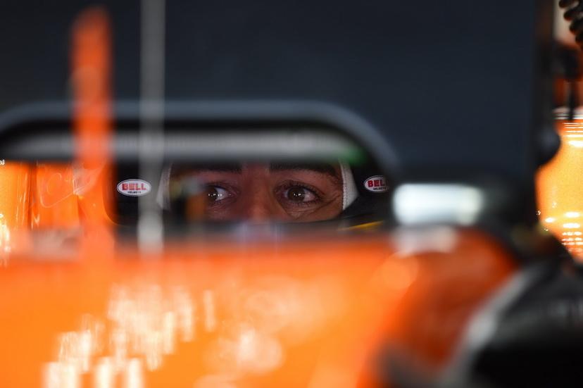 GP de Rusia de F1: Alonso empieza a perder la paciencia