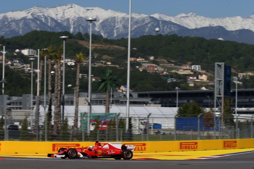 GP de Rusia de F1: El duro trabajo dio sus frutos