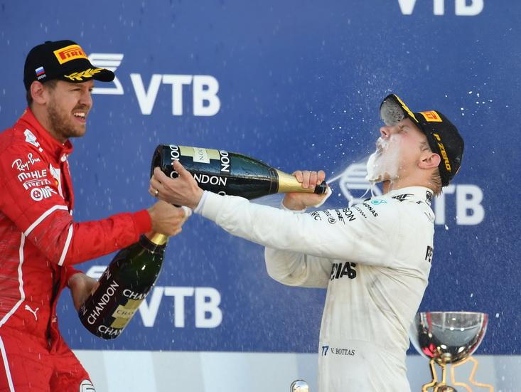GP de Rusia de F1: Valtteri Bottas consigue su primera victoria en F1