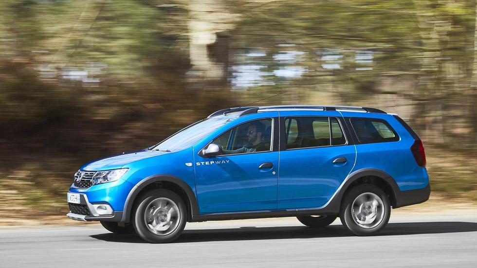 Dacia Logan MCV Stepway, con imagen y funciones de SUV
