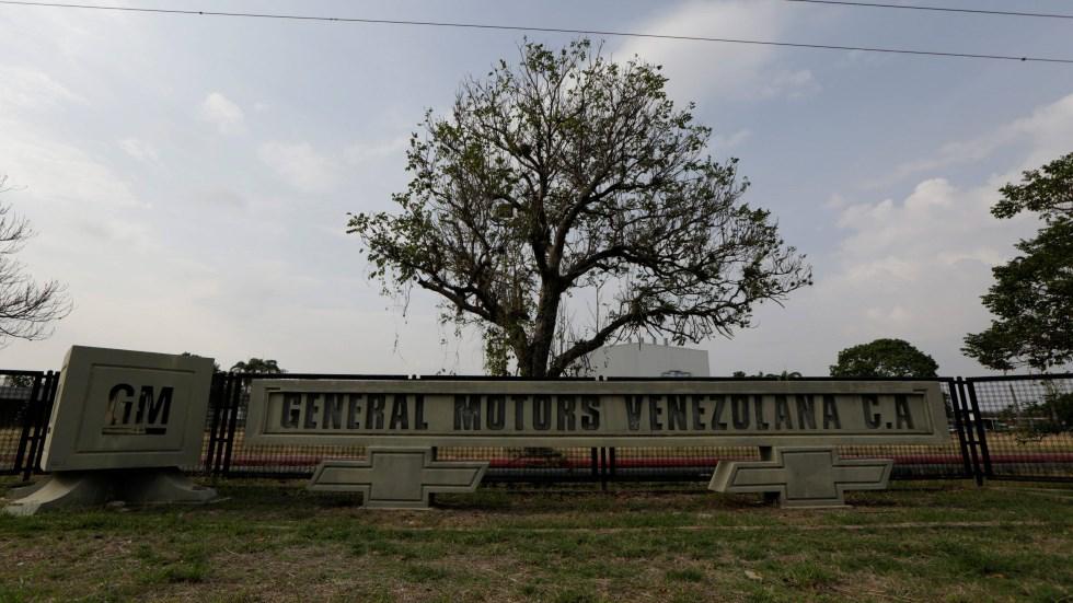 General Motors cesa sus operaciones en Venezuela tras la expropiación