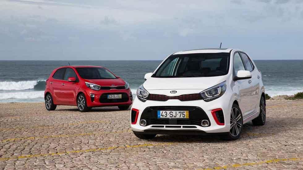 Las marcas y los coches más valorados en abril en Internet
