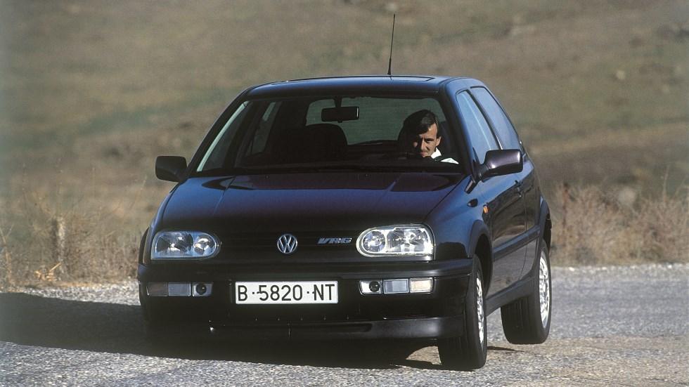 Coches para el recuerdo: VW Golf VR6 (prueba original)