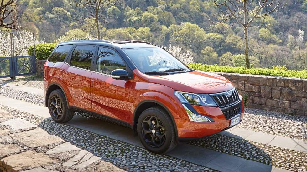Mahindra presentará su gama de SUV baratos en el Salón de Barcelona 2017