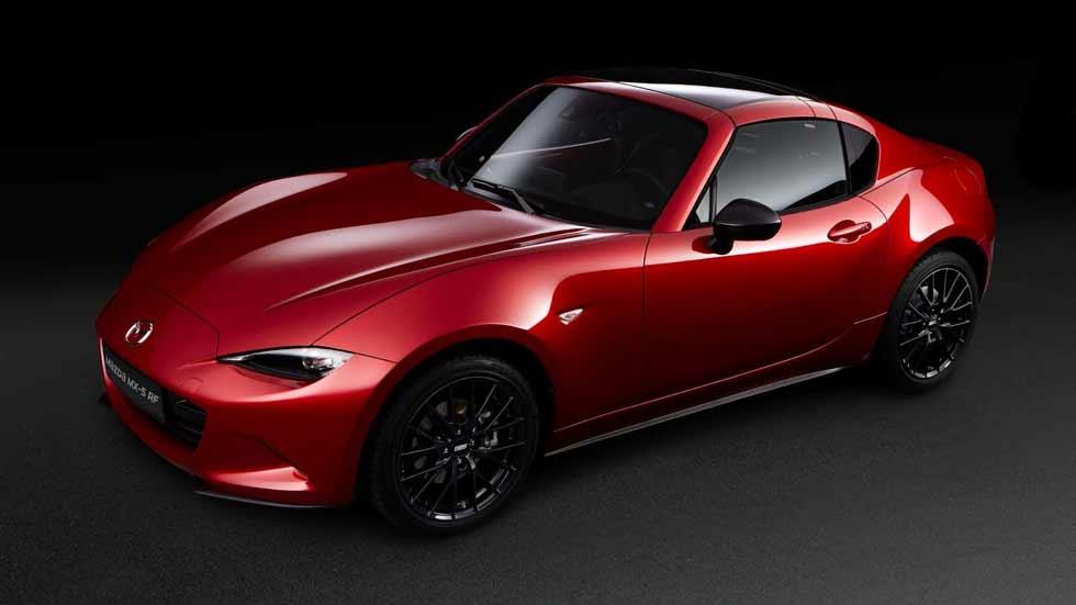 Mazda MX-5 RF Ignition, más madera deportiva