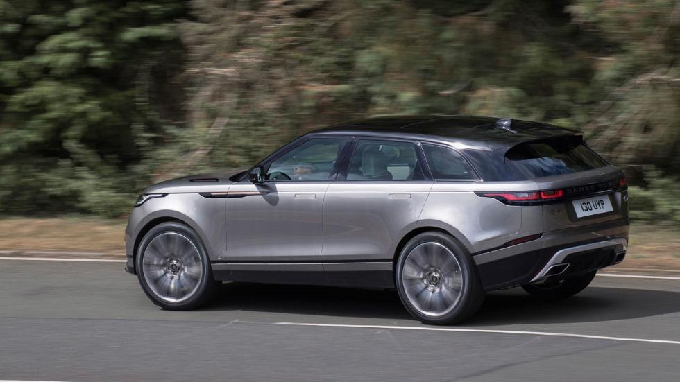 Range Rover Velar SVR: el SUV deportivo, en Nürburgring (vídeo)
