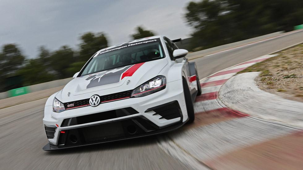 Volkswagen Golf GTI TCR: el Golf GTI de carreras, a prueba