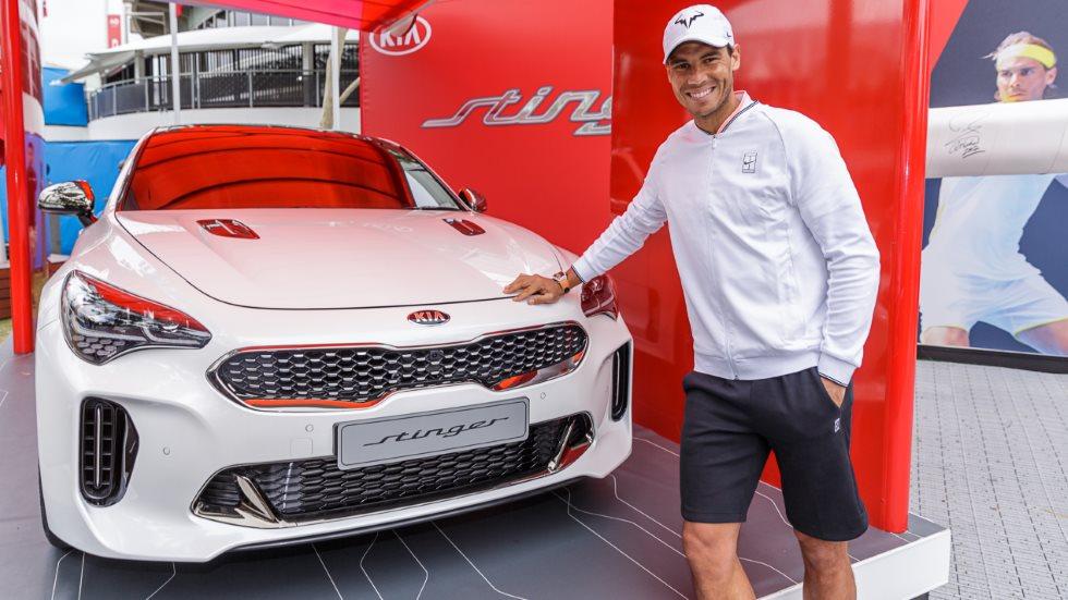Entrevista a Rafa Nadal: hablamos de coches, fútbol, tenis…