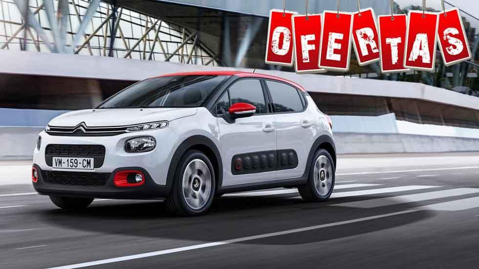 Los coches con mejores ofertas de mayo