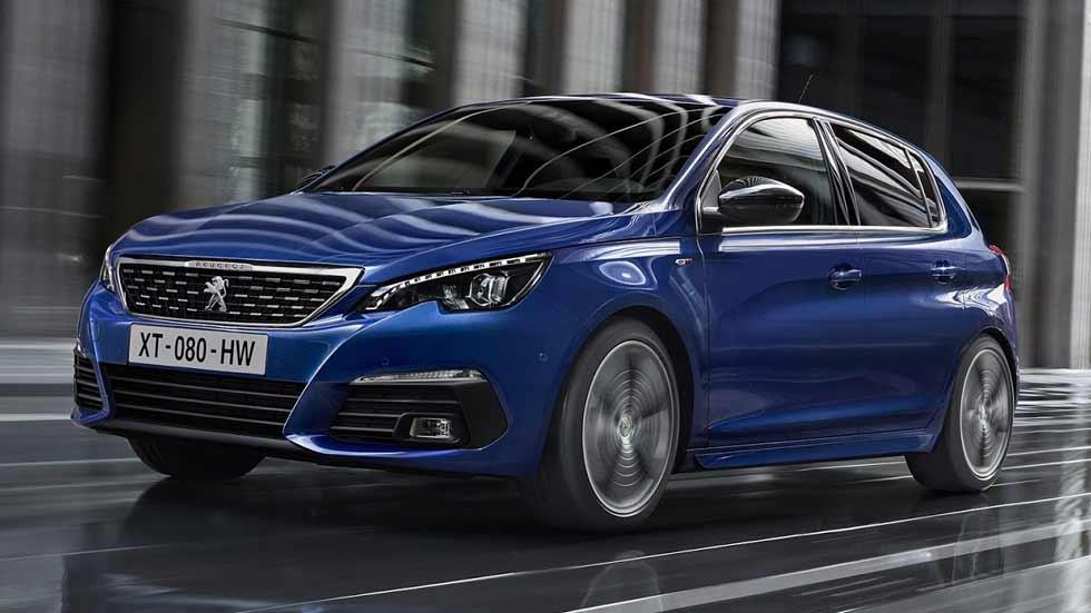 Así es el Peugeot 308 2017, datos y fotos oficiales