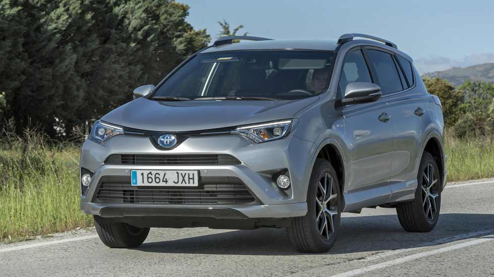 Toyota RAV4 Hybrid Feel! Edition: el SUV, más atractivo