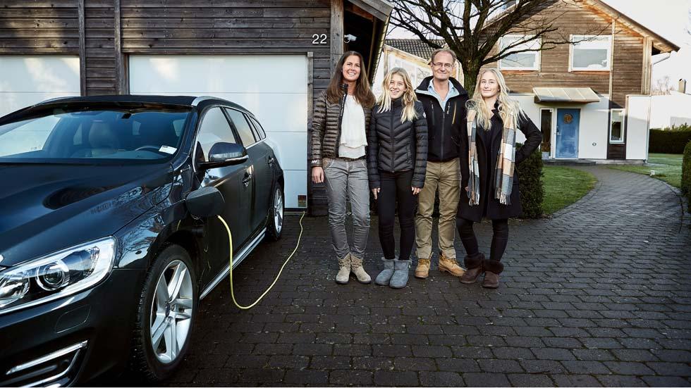 """""""Los coches tienen que cambiar"""", dice Volvo a la ONU"""