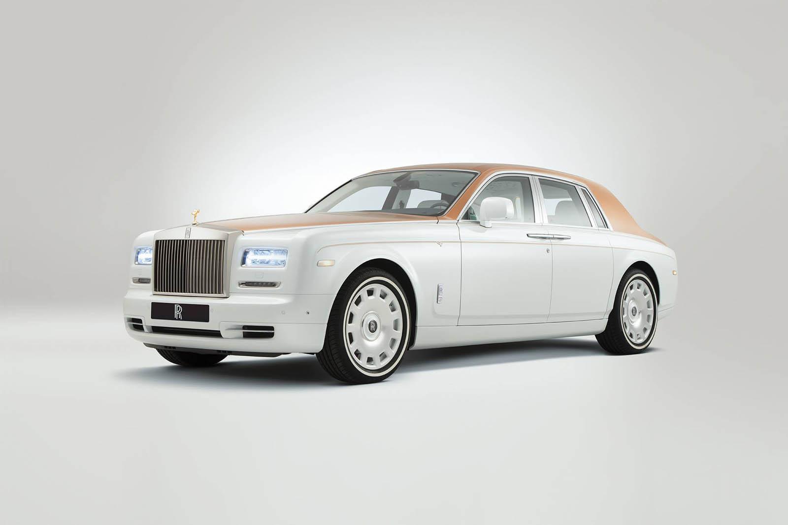 Los 7 Rolls-Royce únicos e increíbles para Oriente Medio