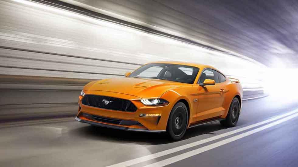 Ford Mustang 2018: nuevos datos filtrados