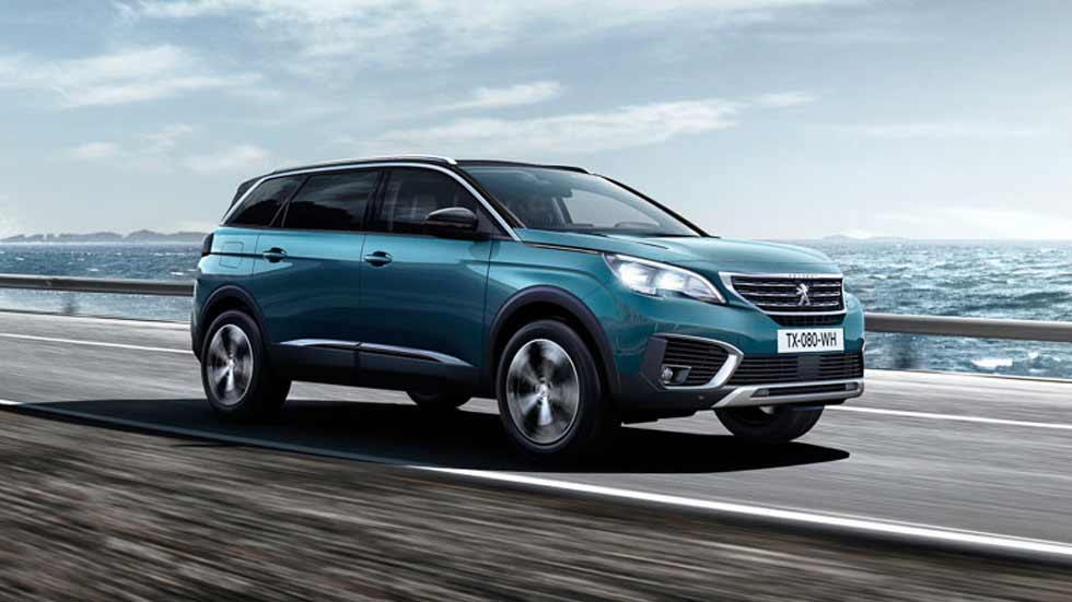 El nuevo Peugeot 5008, ¡a prueba!