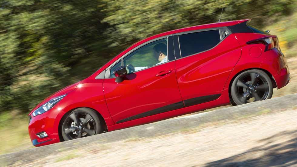 Nissan Micra 0.9 IG-T: a prueba un gran coche utilitario