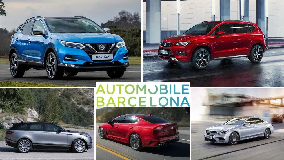 Los mejores coches y SUV del Automobile Barcelona 2017