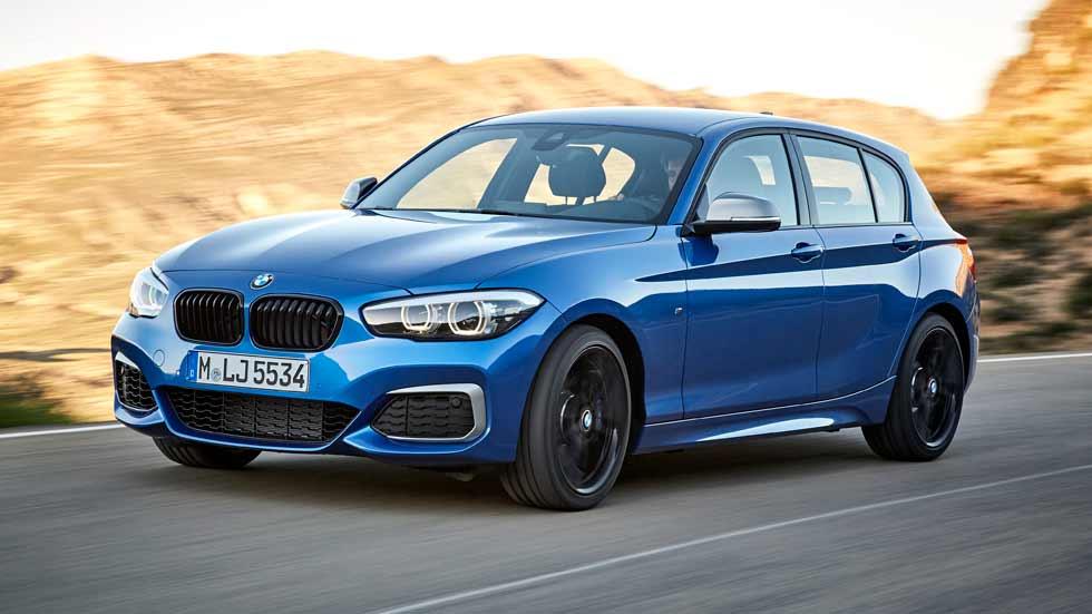 BMW Serie 1 2017: todos los datos y fotos